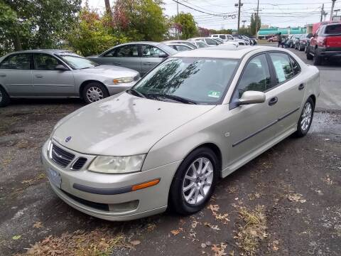 2005 Saab 9-3 for sale at Wilson Investments LLC in Ewing NJ