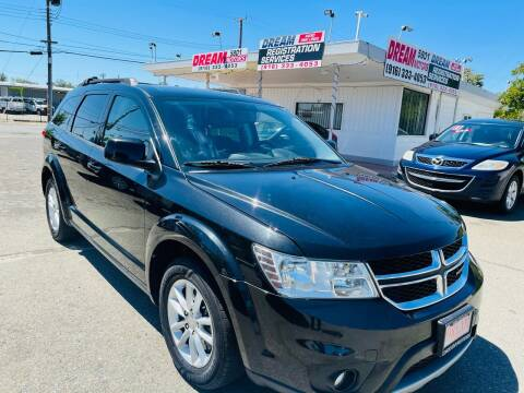 2013 Dodge Journey for sale at Dream Motors in Sacramento CA