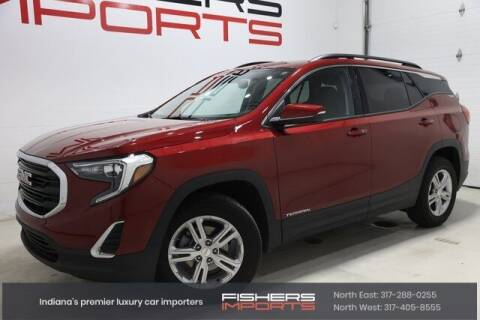 2019 GMC Terrain for sale at Fishers Imports in Fishers IN