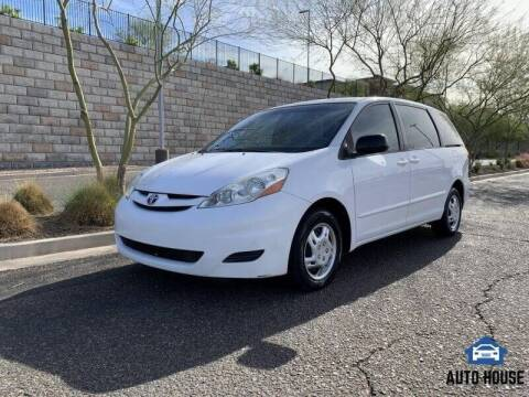 2010 Toyota Sienna for sale at MyAutoJack.com @ Auto House in Tempe AZ
