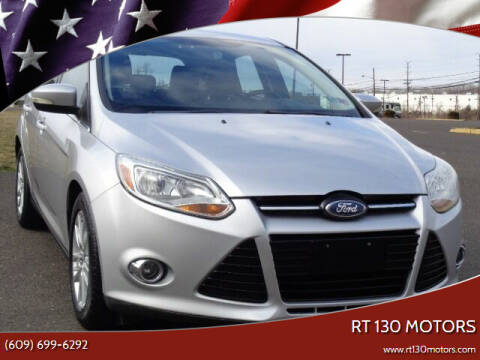 2012 Ford Focus for sale at RT 130 Motors in Burlington NJ