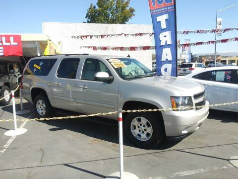 2008 Chevrolet Suburban for sale at Speciality Auto Sales in Oakdale CA