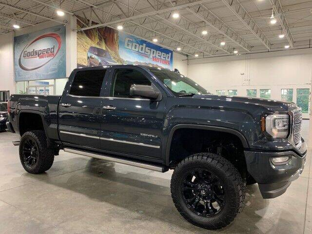 2018 GMC Sierra 1500 for sale at Godspeed Motors in Charlotte NC