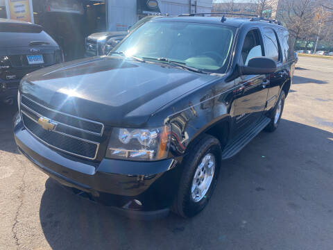2013 Chevrolet Tahoe for sale at Vuolo Auto Sales in North Haven CT