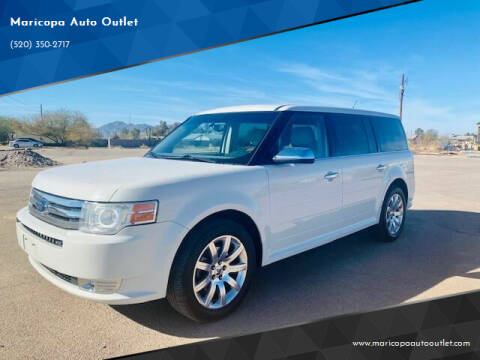 2011 Ford Flex for sale at Maricopa Auto Outlet in Maricopa AZ