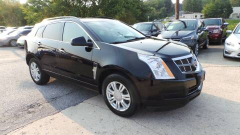 2012 Cadillac SRX for sale at Unlimited Auto Sales in Upper Marlboro MD