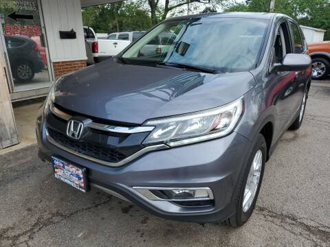 2016 Honda CR-V for sale at New Wheels in Glendale Heights IL