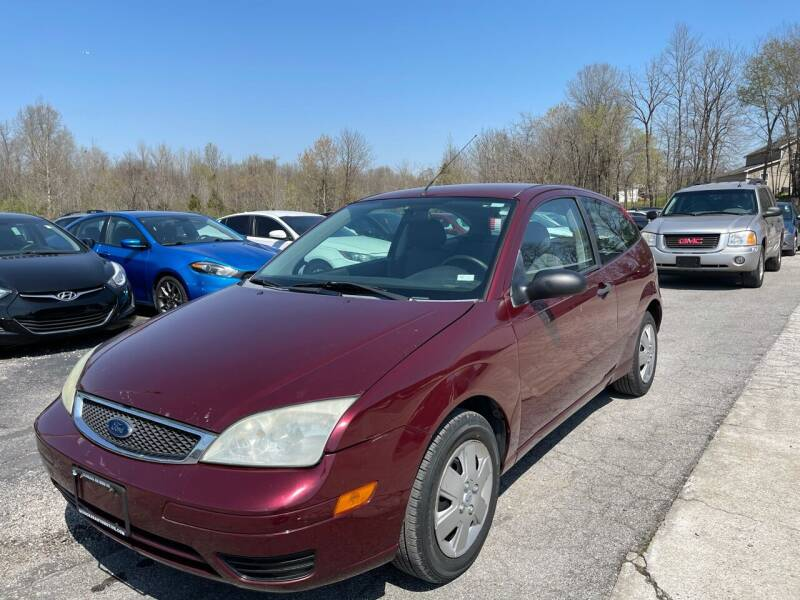 2007 Ford Focus for sale at Best Buy Auto Sales in Murphysboro IL