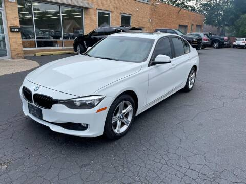 2013 BMW 3 Series for sale at Auto Sport INC in Grand Rapids MI