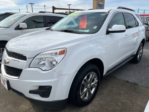 2014 Chevrolet Equinox for sale at Gulf South Automotive in Pensacola FL