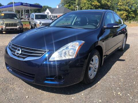 2010 Nissan Altima for sale at AUTO OUTLET in Taunton MA