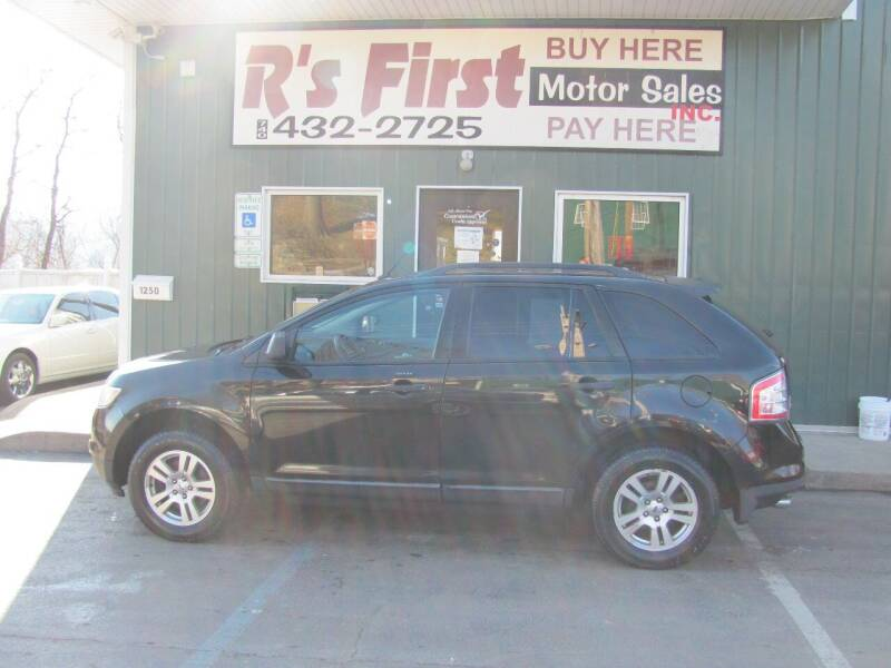 2010 Ford Edge for sale at R's First Motor Sales Inc in Cambridge OH