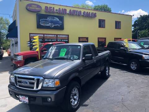2007 Ford Ranger for sale at Bel Air Auto Sales in Milford CT