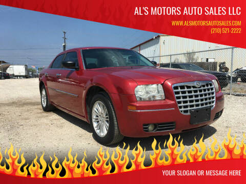 2010 Chrysler 300 for sale at Al's Motors Auto Sales LLC in San Antonio TX
