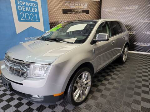 2010 Lincoln MKX for sale at X Drive Auto Sales Inc. in Dearborn Heights MI