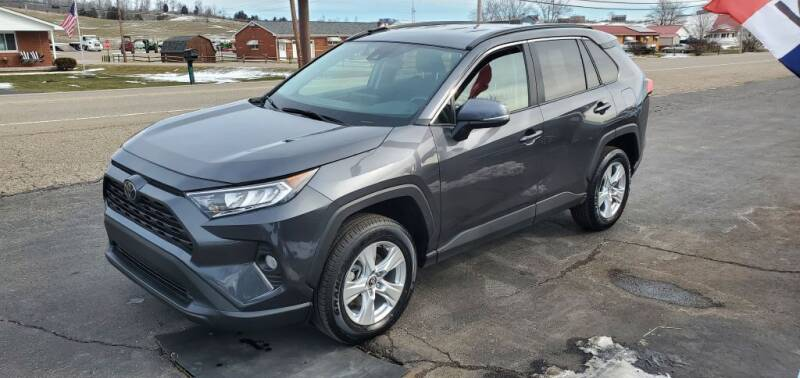 2020 Toyota RAV4 for sale at Gallia Auto Sales in Bidwell OH