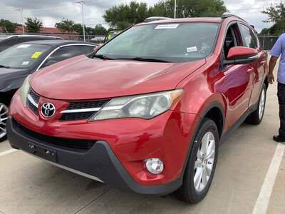 2013 Toyota RAV4 for sale at Moretz Imports, LLC in Spring TX