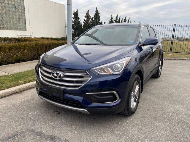 2018 Hyundai Santa Fe Sport for sale at CarNYC.com in Staten Island NY
