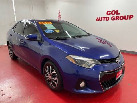 2016 Toyota Corolla for sale at GOL Auto Group in Austin TX