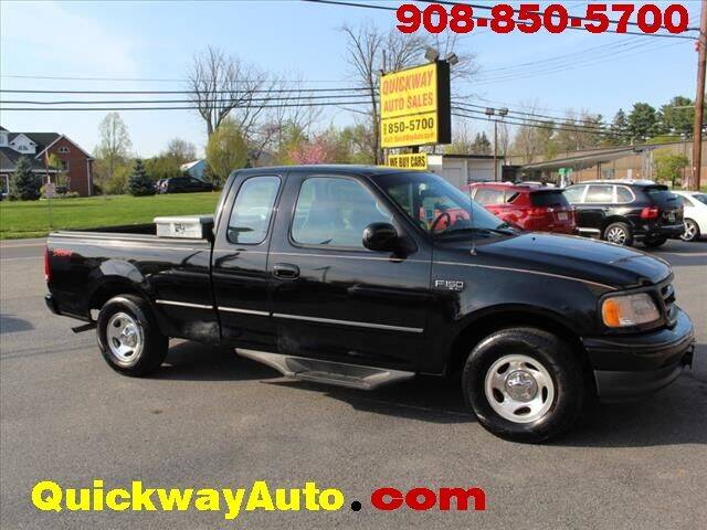1999 Ford F-150 for sale at Quickway Auto Sales in Hackettstown NJ