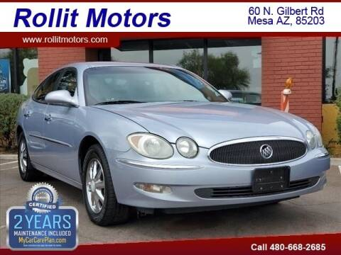 2006 Buick LaCrosse for sale at Rollit Motors in Mesa AZ