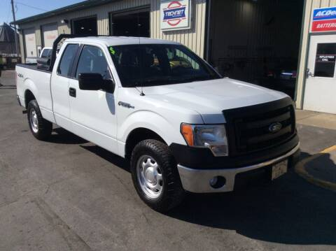 2013 Ford F-150 for sale at TRI-STATE AUTO OUTLET CORP in Hokah MN