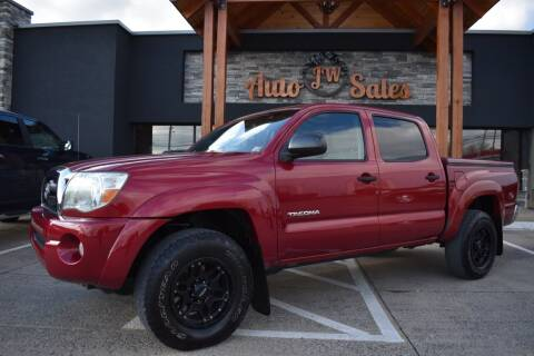 2007 Toyota Tacoma for sale at JW Auto Sales LLC in Harrisonburg VA