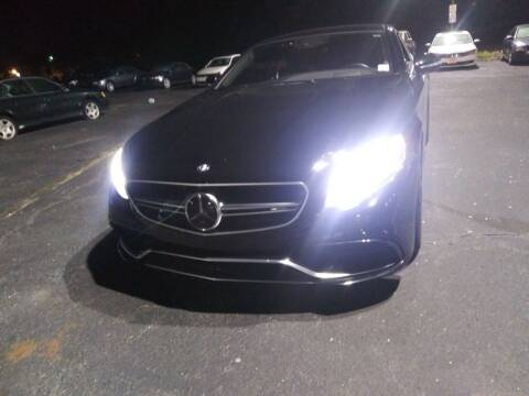 2016 Mercedes-Benz S-Class for sale at K J AUTO SALES in Philadelphia PA