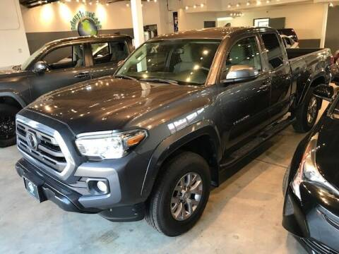 2019 Toyota Tacoma for sale at PRIUS PLANET in Laguna Hills CA
