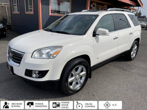 2007 Saturn Outlook for sale at Sabeti Motors in Tacoma WA