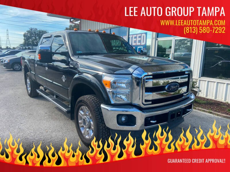 2015 Ford F-250 Super Duty for sale at Lee Auto Group Tampa in Tampa FL