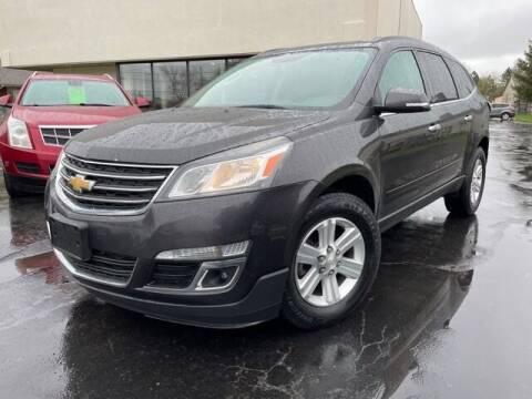 2014 Chevrolet Traverse for sale at Sedo Automotive in Davison MI