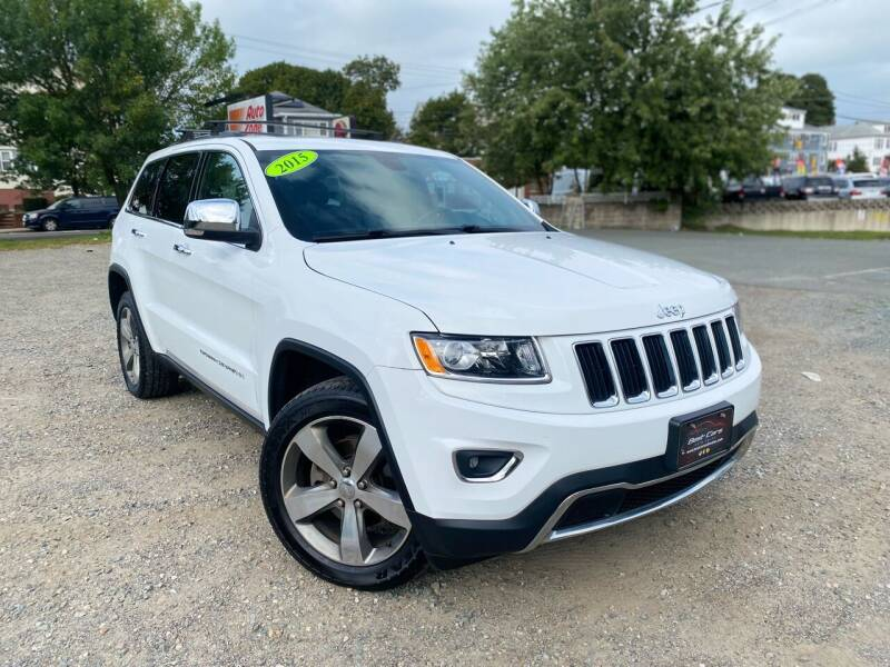 2015 Jeep Grand Cherokee for sale at Best Cars Auto Sales in Everett MA