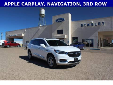 2019 Buick Enclave for sale at STANLEY FORD ANDREWS in Andrews TX
