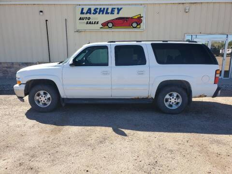 2003 Chevrolet Suburban for sale at Lashley Auto Sales in Mitchell NE