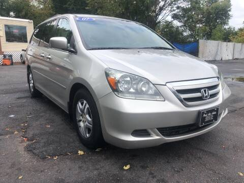 2007 Honda Odyssey for sale at PARK AVENUE AUTOS in Collingswood NJ