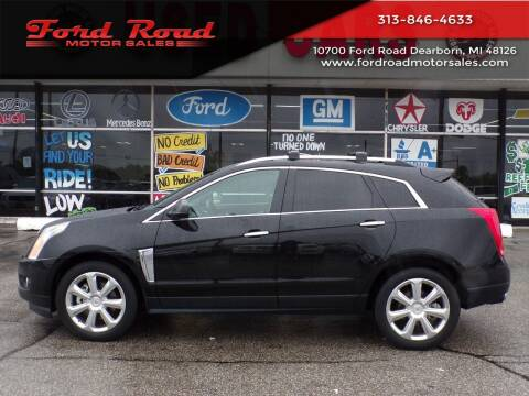 2016 Cadillac SRX for sale at Ford Road Motor Sales in Dearborn MI