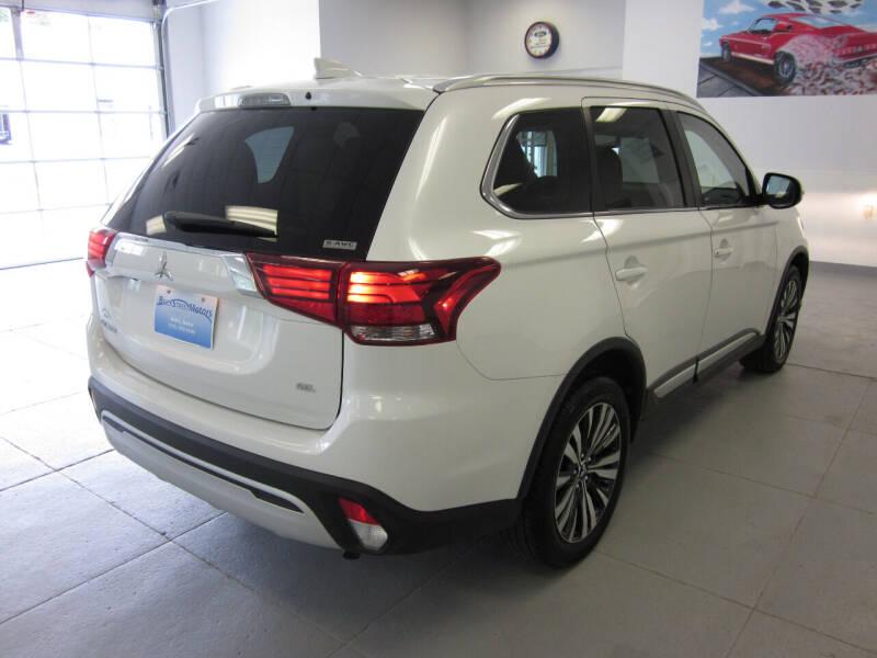 2020 Mitsubishi Outlander AWD SEL 4dr SUV - Adel IA
