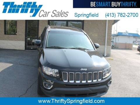 2016 Jeep Compass for sale at Thrifty Car Sales Springfield in Springfield MA