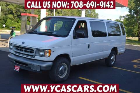 2002 Ford E-Series Wagon for sale at Your Choice Autos - Crestwood in Crestwood IL