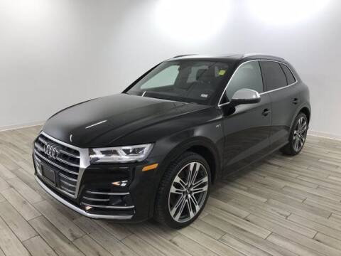2018 Audi SQ5 for sale at TRAVERS GMT AUTO SALES - Traver GMT Auto Sales West in O Fallon MO