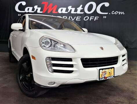 2009 Porsche Cayenne for sale at CarMart OC in Costa Mesa, Orange County CA