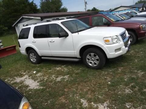 2010 Ford Explorer for sale at New Start Motors LLC - Rockville in Rockville IN