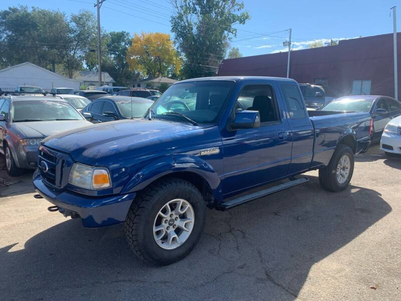 2008 Ford Ranger for sale at B Quality Auto Check in Englewood CO