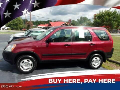 2004 Honda CR-V for sale at CAROLINA MOTORS - Carolina Classics & More-Thomasville in Thomasville NC
