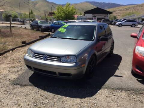 2003 Volkswagen GTI for sale at Small Car Motors in Carson City NV