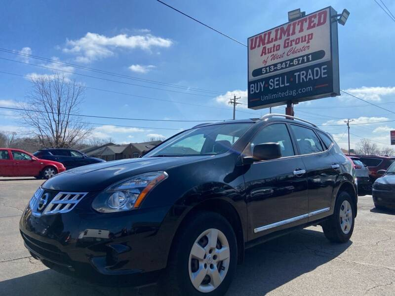 2015 Nissan Rogue Select for sale at Unlimited Auto Group in West Chester OH