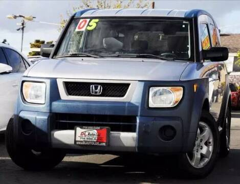 2005 Honda Element for sale at DL Auto Lux Inc. in Westminster CA