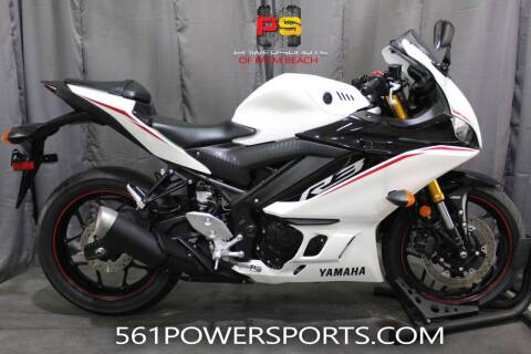 2019 Yamaha YZF-R3 ABS for sale at Powersports of Palm Beach in Hollywood FL