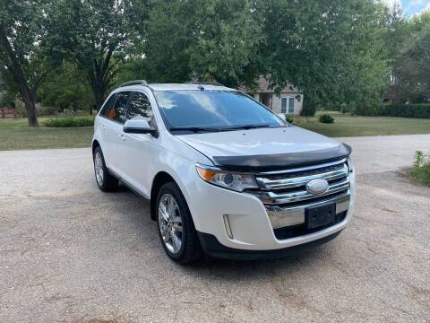 2012 Ford Edge for sale at CARWIN MOTORS in Katy TX